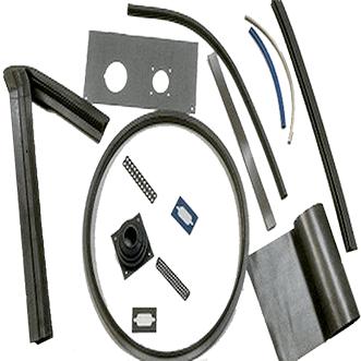 Elastomère de protection contre le silicone
