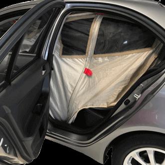 Protection de voiture (également pour les brouilleurs)