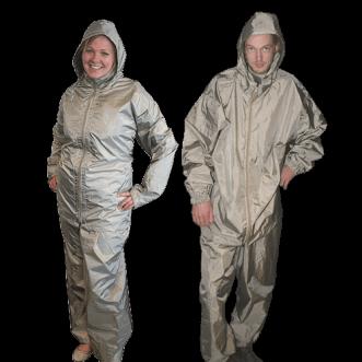 Vêtements de protection contre les rayonnements électromagnétiques