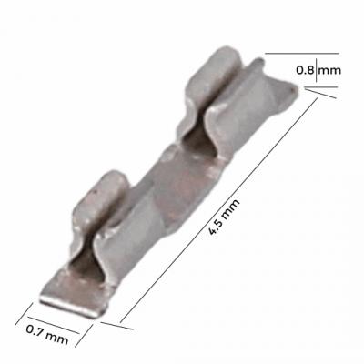 Monture de bouclage de PCB - Clip ultra petit (UTC)